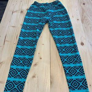 Aztec boutique leggings